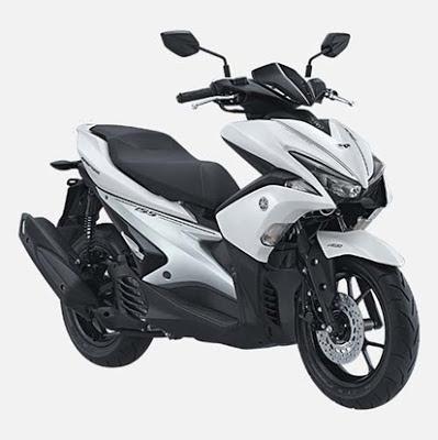 Harga Yamaha Aerox 155 cc Terbaru, Review dan Spesifikasi Lengkap 2018