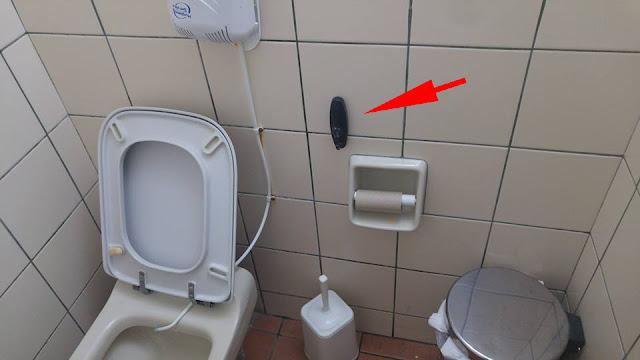 Κρυφή κάμερα εντοπίστηκε σε τουαλέτα εστιατορίου στο Ναύπλιο