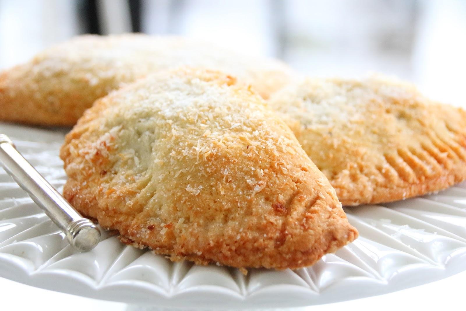 Designedlifeblog.blogspot.com Spiced coconut tarts