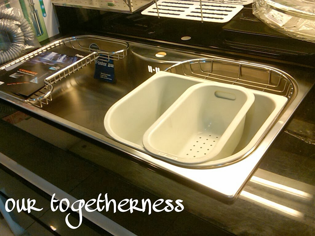 Our Togetherness Cari Cari Kitchen Sink