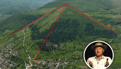 Gunung Piramid Bosnia Dipercaya sebagai Alat Komunikasi Alien