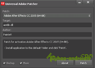 Universal Adobe Patcher 2.0 Terbaru