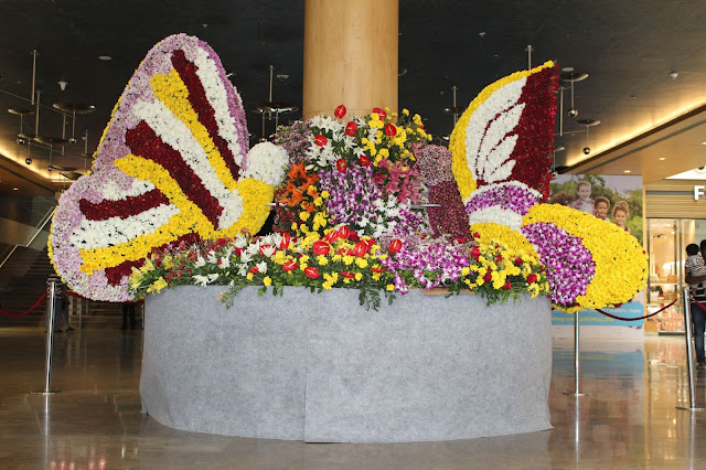 Orion Mall Flower Show- from Aug 13th - 15th, 2017