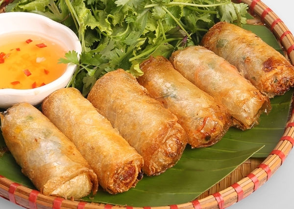 Famous food in hanoi vietnam