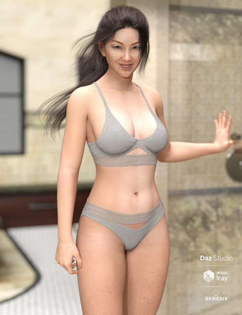 Nakano for Genesis 8 Female