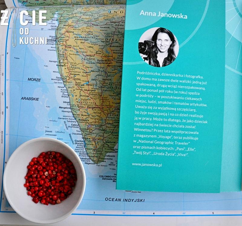 anna janowska, pieprz, recenzja ksiazki, blog zycie od kuchni