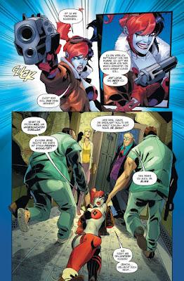 Aus dem Inhalt: Harley Qinn Special: Soloauskopplung der verrücktest und heißesten Braut des Suicide Squads