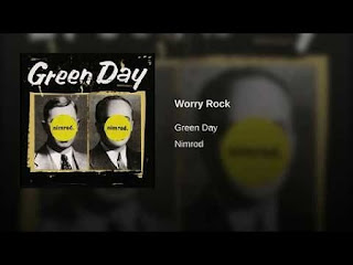 Green Day Lyrics - Worry Rock
