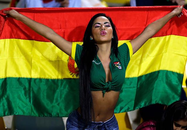 13. Bolivia