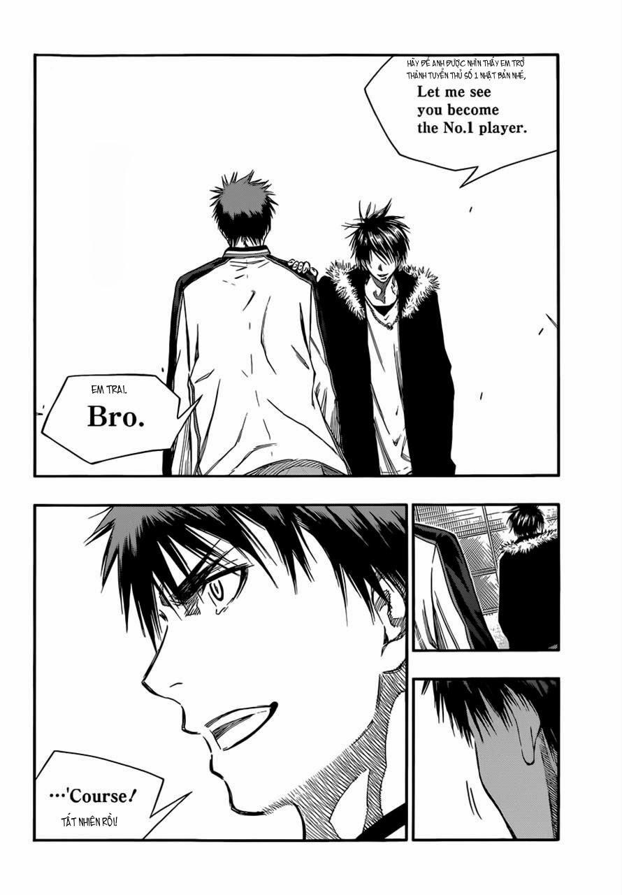 Kuroko No Basket chap 229 trang 16