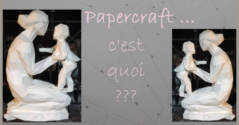 Papercraft interview et liens utiles