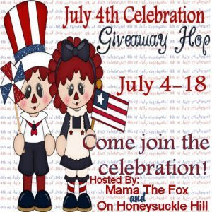 4th Of July Celebration Giveaway Hop!