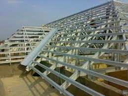 menghitung kebutuhan baja ringan atap jurai tips volume rangka dan