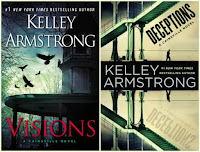 Reviews of Visions & Deceptions by Kelley Armstrong