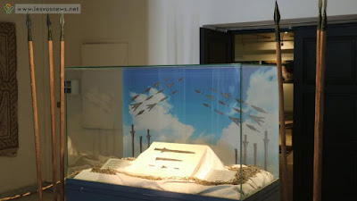 Άγνωστες σελίδες της ιστορίας της Λέσβου: «Χάλκινα Μυκηναϊκά Όπλα από τη Θερμή ν. Λέσβου»