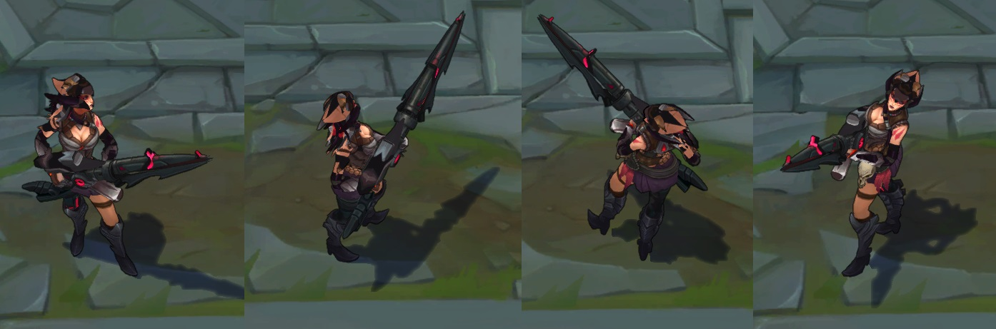 Surrender at 20 Red Post Collection Headhunter Caitlyn getting