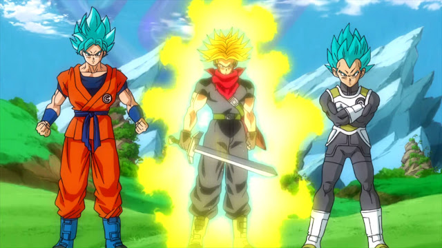 Super Dragon Ball Heroes: Saga Prison Planet