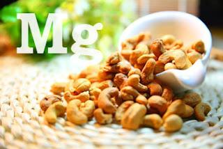 kacang sumber magnesium