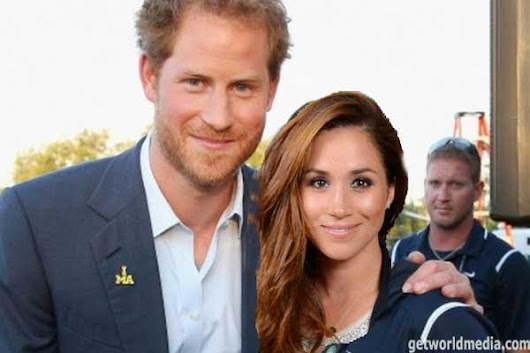 Meghan Markle set to move in with Prince Harry at Kensington Palace apartment......