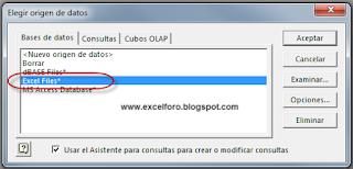 Listado de Registros Únicos con MsQuery (SQL SELECT DISTINCT).