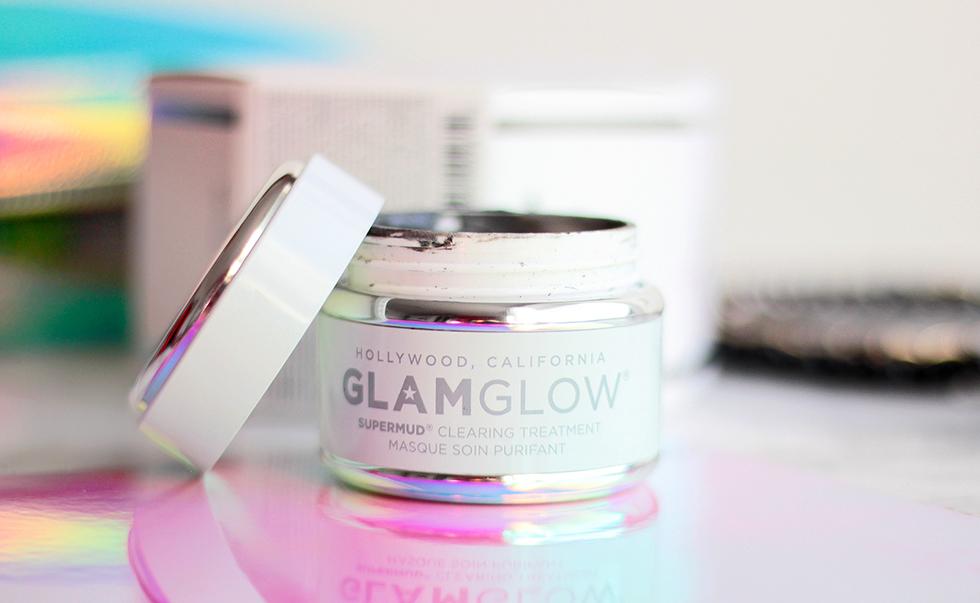 glamglow supermud čistící pleťová maska recenze