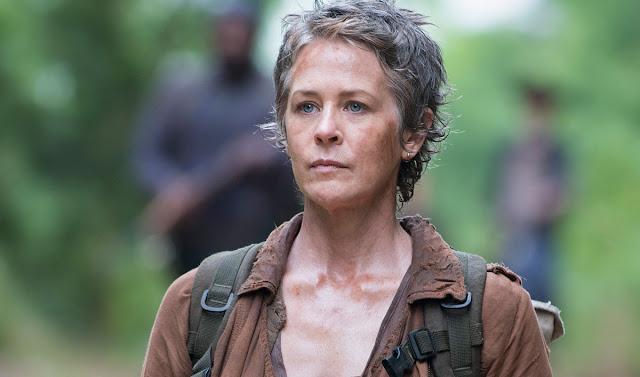 Carol de 'The Walking Dead'