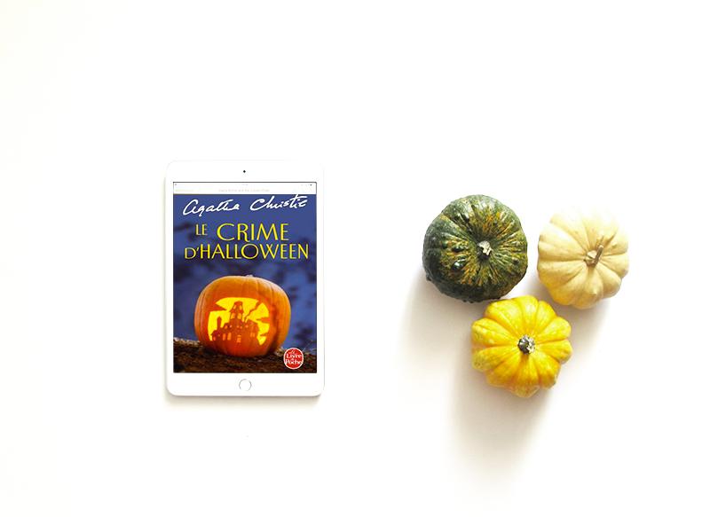 Le crime d'Halloween Agatha Christie clublectureMS