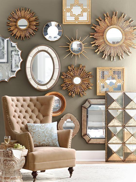 Se llama estilo feng shui y los espejos - Los espejos en el feng shui ...