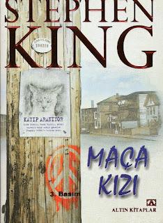 Stephen King - Maça Kızı