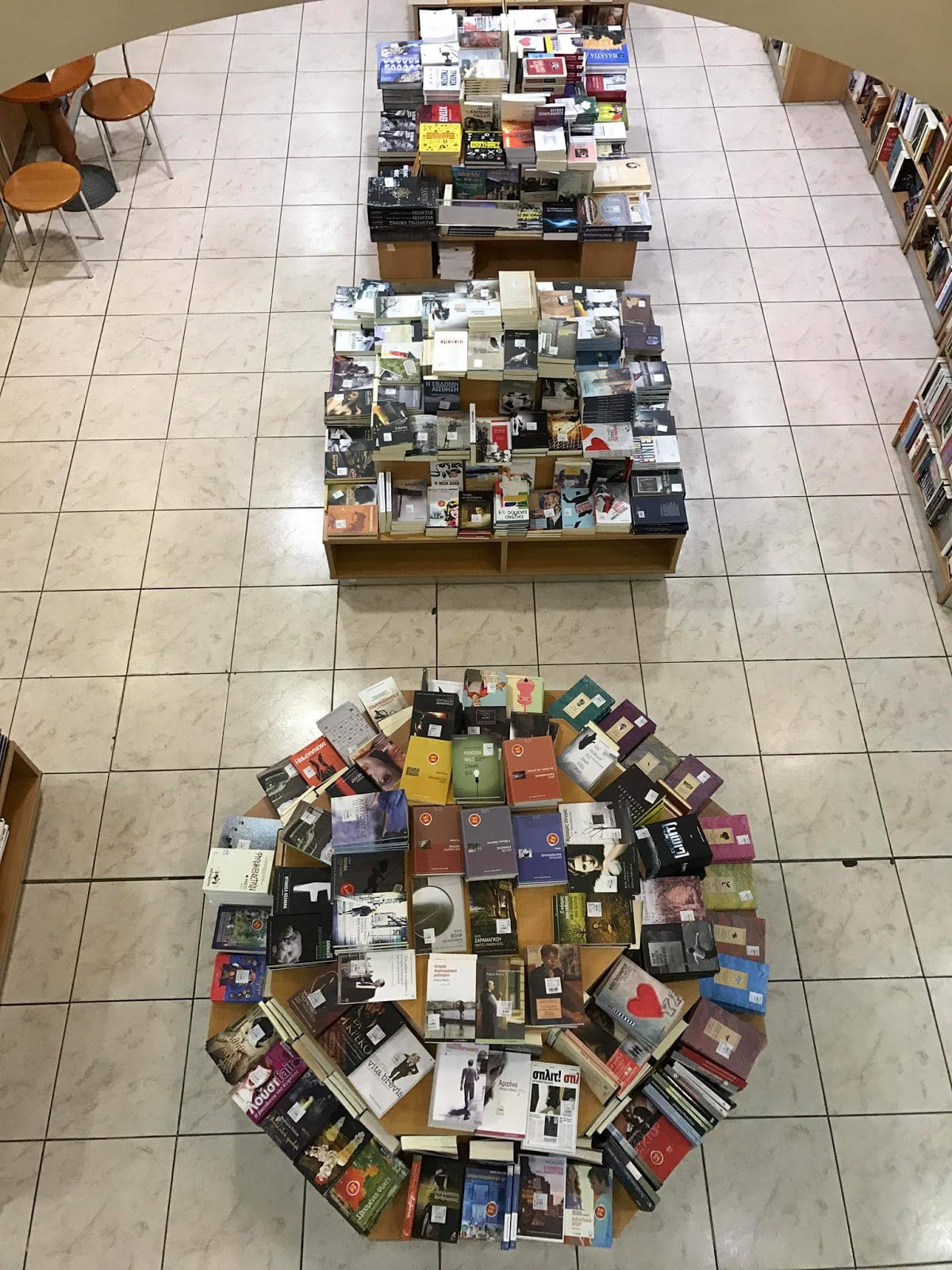 Το φιλόξενο περιβάλλον σε προσκαλεί να τριγυρίζεις στα ράφια και να  ανακαλύψεις βιβλία δυσεύρετα που σε προσκαλούν να ταξιδέψεις μαζί τους. Το  βιβλιοπωλείο ... 1134b5d6031