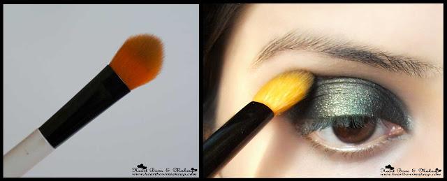 Green Smokey Eye Makeup Tutorial New Year's Eve Party Makeup, intense smokey eyes