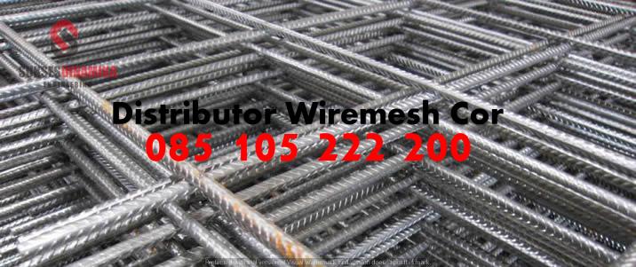 Jual Wiremesh M8 (2.1 X 5.4 M) Kirim ke Sidoarjo Jawa Timur
