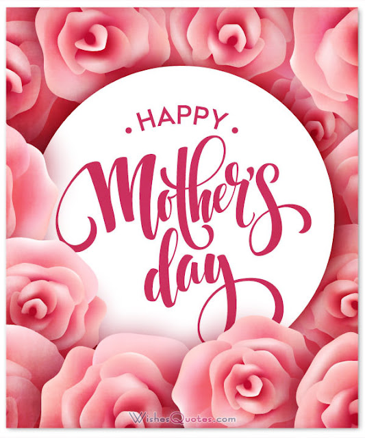 Best Happy Mothers Day Greetings 2019 to all friends