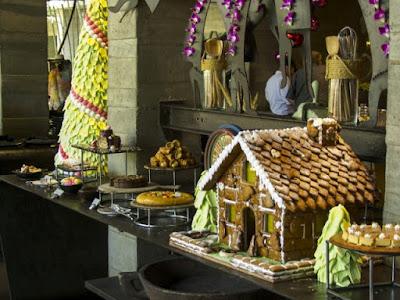 Source: The Slate, Phuket. Christmas celebrations at The Slate, Phuket.