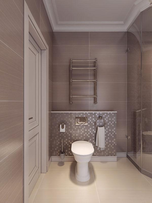 Small Luxury Bathroom Design