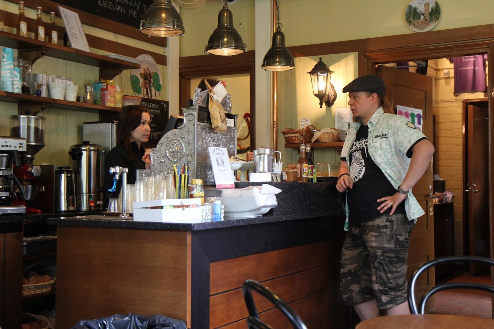 munkkeja ja kahvia dating Blogit dating suhteet