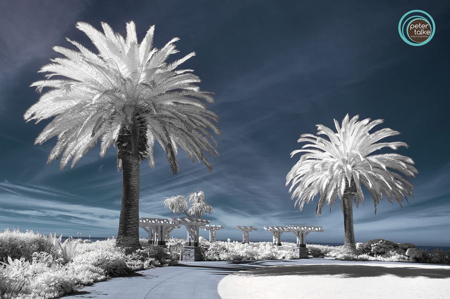 22. Laguna Beach IR by Peter Talke Photography