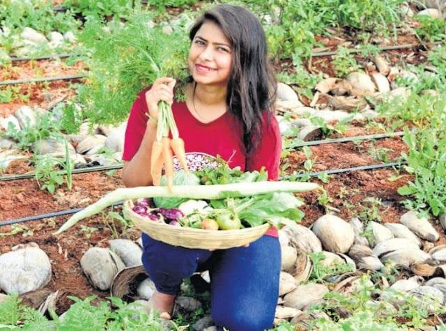 खेती में नया प्रयोग करके गीताजंलि ने बनाई कंपनी, टर्नओवर हुआ 8.40 करोड़ - newsonfloor.com