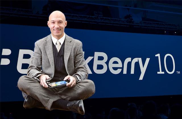 Entrevista a Eduardo Fernández sobre BlackBerry 10