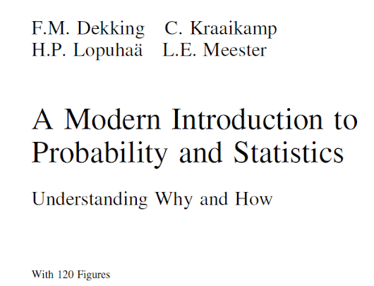 Download A Modern Introduction to Probability and Statistics with manual solution PDF