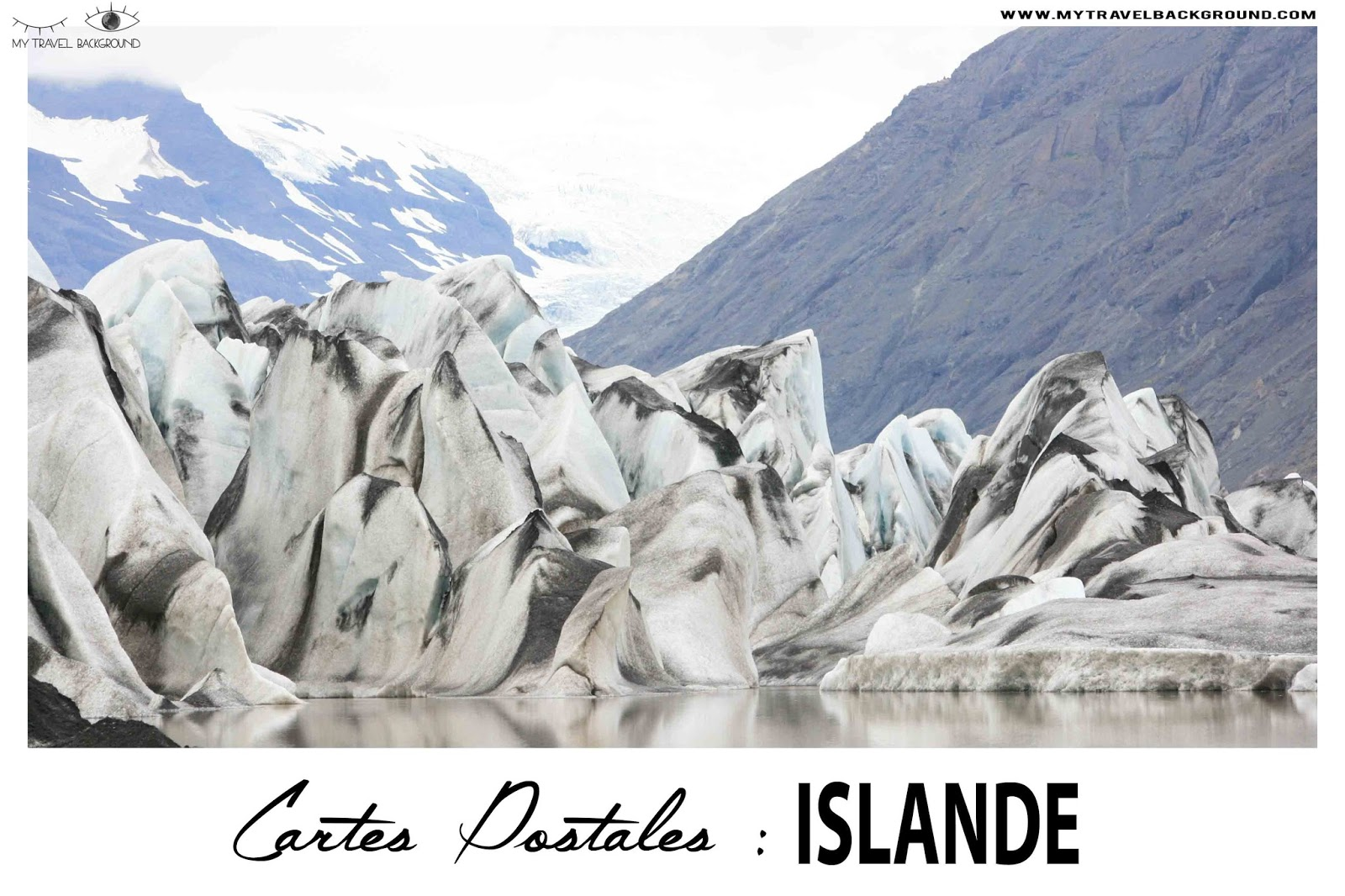 My Travel Background : Cartes Postales d'Islande