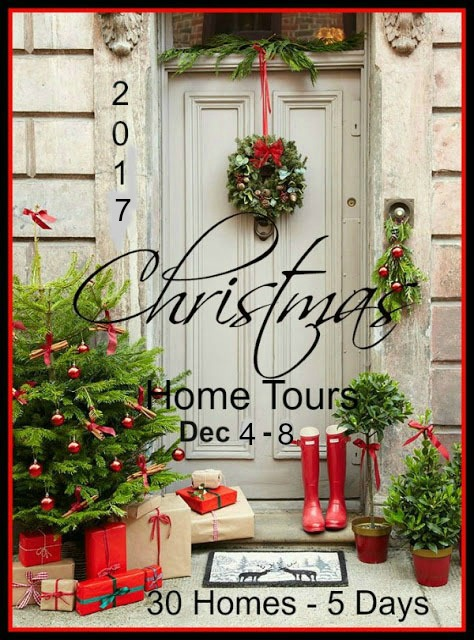 Christmas Home Tours 2017