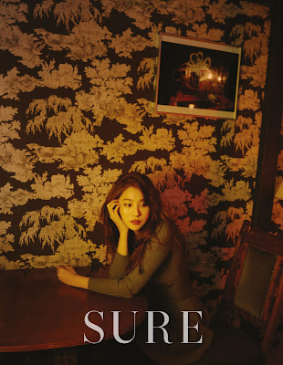 Yoo In Young Sure March 2016