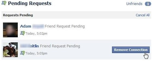 how to see who unfriended you on facebook in the past