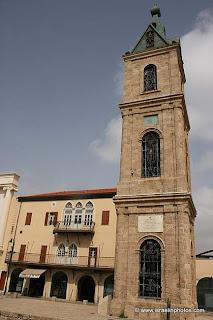 Часовая башня, Яффо