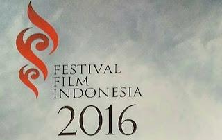 Nominasi (FFI) Festival Film Indonesia 2016