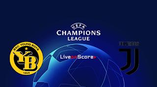 Ver Young Boys vs Juventus En vivo 12 de Diciembre 2018 UEFA Champions League