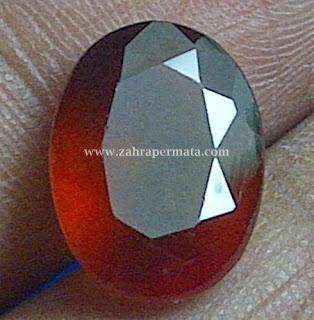 Batu Permata Red Garnet - ZP 275
