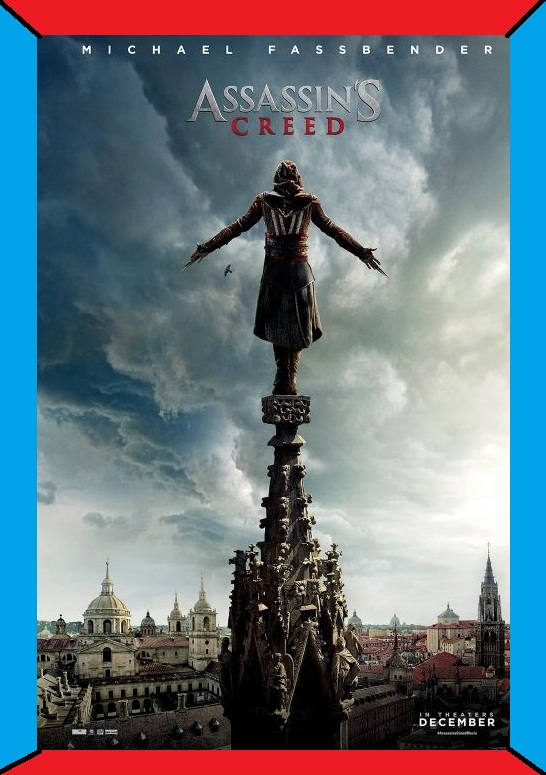 Assassin S Creed Film Hyderabad Theatres List Show Timings border=