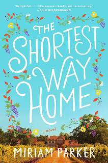 Review of The Shortest Way Home by Miriam Parker
